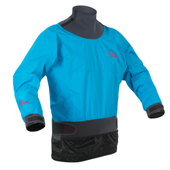 Palm Vertigo Woman